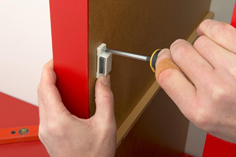 Poradnik - wykonanie szafki- wykończenie drzwi