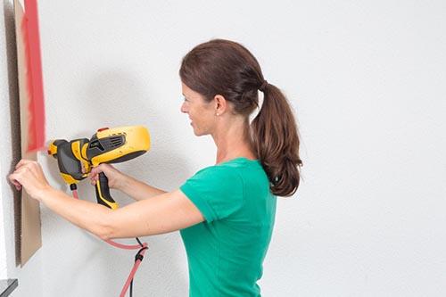 Poradnik - malowanie ścian - malowanie narożników
